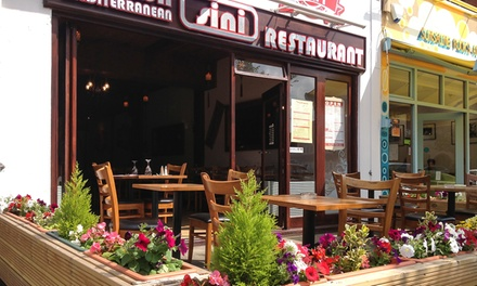Choice of Meze for Two or Four People at Sini Restaurant