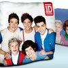 One Direction 10'' or 16'' Pillow
