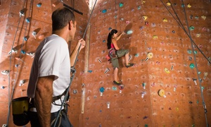 Portway Climbing Wall: Portway Climbing Wall: 90-Minute Taster Session For One, Two or Four from £12 (Up to 67% Off)