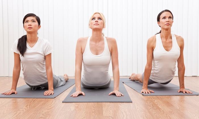 Chimayo Sacred Earth Yoga - Multiple Locations: 10 or 20 Yoga Classes at Chimayo Sacred Earth Yoga (Up to 80% Off)