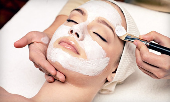 Spa for Living - Bonita: One, Two, or Three Facials at Spa for Living (Up to 60% Off)
