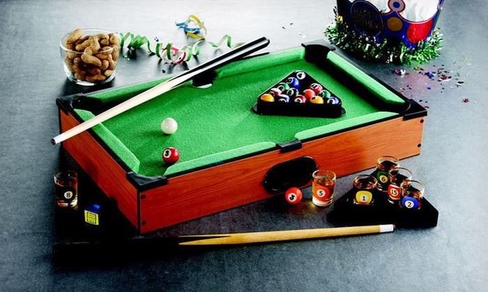Pub-Style Drinking Games (Up to 47% Off). Six Options Available. Free Shipping.