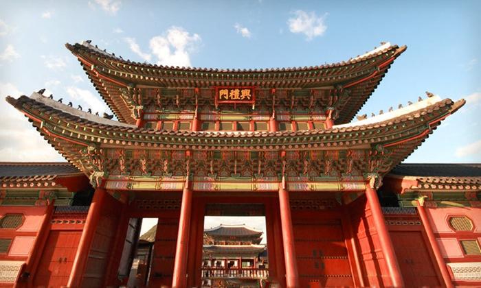 South Korea Tour With Airfare