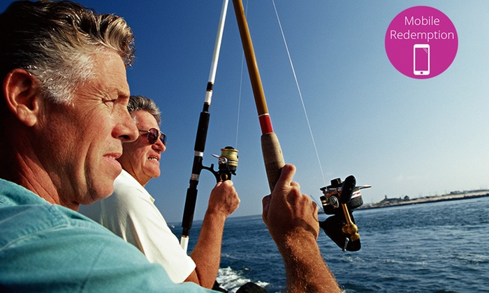 Hooker one charters in main beach qld groupon for Groupon deep sea fishing