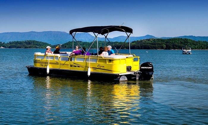 Douglas Lake Marina - 2: $134 for an Eight-Hour Pontoon-Boat Rental at Douglas Lake Marina ($214 Value)