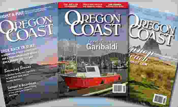 """Oregon Coast Magazine: One- or Two-Year Subscription to """"Oregon Coast Magazine"""" (Up to 53% Off)"""