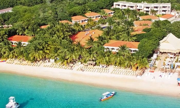 Mayan princess beach dive resort in roatan groupon for Roatan dive resort