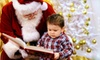 Santa Pictures by Landers Photography - San Antonio: $45 for a Family Photo Session with Santa Plus a Print and CD from Santa Pictures by Landers Photography ($95 Value)