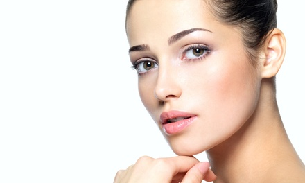 Fresh Face or Bikini-Ready Laser Hair-Removal Package at Wakeup with Makeup (78% Off)