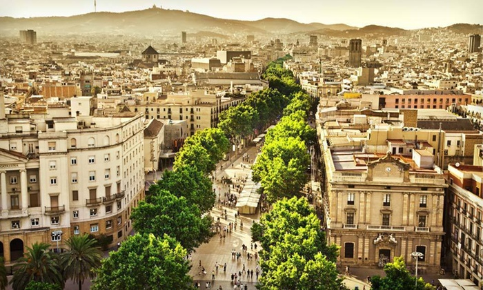 Six-Night Spain Trip with Airfare - 28005 Madrid: Six-Night Barcelona-and-Madrid Vacation from Intrepid Vacations with Round-Trip Airfare from New York, Miami, or Chicago