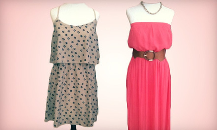 Flirt - Multiple Locations: $20 for $50 Worth of Boutique Apparel and Jewelry at Flirt
