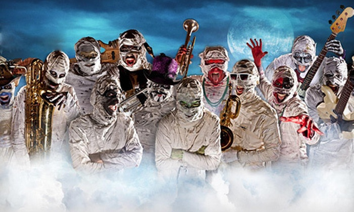 Here Come the Mummies - Downtown: $20 for Here Come the Mummies Funk Concert for Two at The Fillmore Detroit on June 30 at 7 p.m. (Up to $58 Value)
