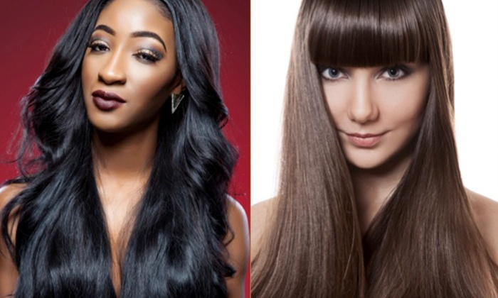 I.R.I.Extension - Sanford: Haircut or Extensions at I.R.I.Extension (Up to 56% Off). Four Options Available.