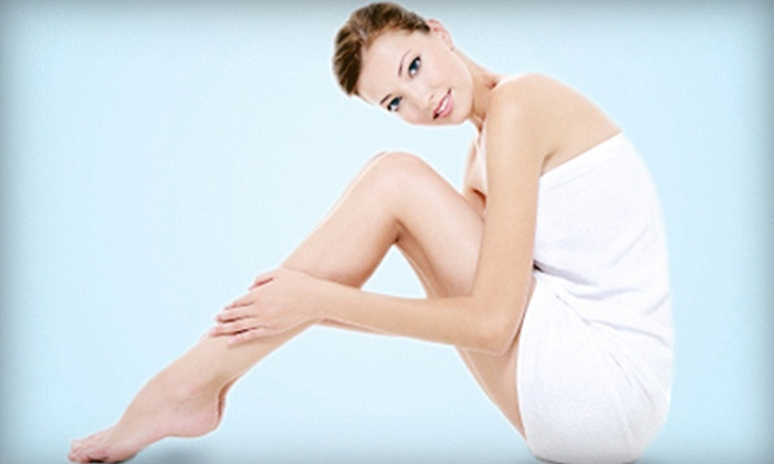 Infinity Day Spa - Club Fitness NY: One Year of Unlimited Laser Hair Removal on One or Three Areas at Infinity Spa Salon (Up to 94% Off)