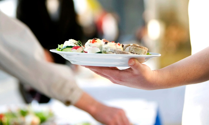 Always On Thyme Catering - Boston: Catering for 20 or 10 from Always on Thyme Catering (50% Off)