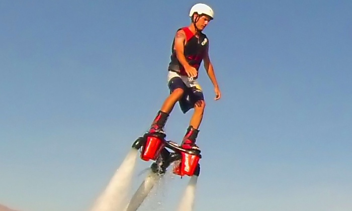 Pleasant Harbor Boat Rental - Peoria: $37 for a FlyBoarding Session at Pleasant Harbor Boat Rental ($60 Value)