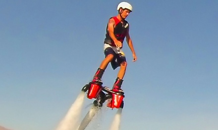 $35 for a FlyBoarding Session at Pleasant Harbor Boat Rental ($60 Value)