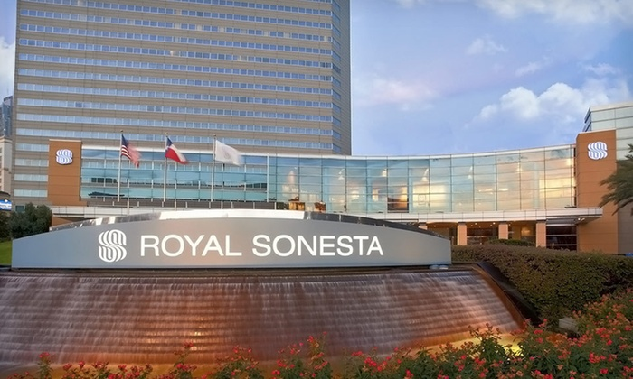 Royal Sonesta Hotel Houston - Texas: One- or Two-Night Stay with Optional Hotel Credit at Royal Sonesta Hotel Houston in Texas