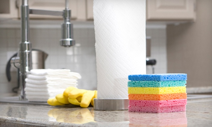 Absolute Clean - Lansdowne: Three- or Five-Hour Basic Housecleaning Session from Absolute Clean (Up to 52% Off)