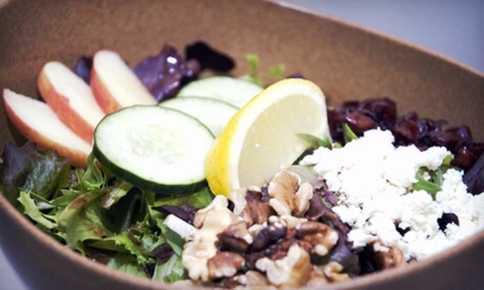 Molly's - Multiple Locations: One Week of Delivered Organic Fare or $10 for $20 Worth of Fresh Organic Fare from Molly's