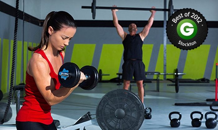 CrossFit CenCal - Stockton: $74.99 for Two Months of Unlimited Summer Fit Boot Camp with a Nutrition Consultation at CrossFit CenCal ($250 Value)