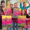 Up to 63% Off Painting Class with Wine