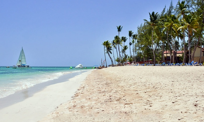Vista Sol Punta Cana - Vista Sol Punta Cana: 3-, 4-, 5-, or 7-Night All-Inclusive Stay for Two at Vista Sol Punta Cana in the Dominican Republic; Incl. Taxes & Fees