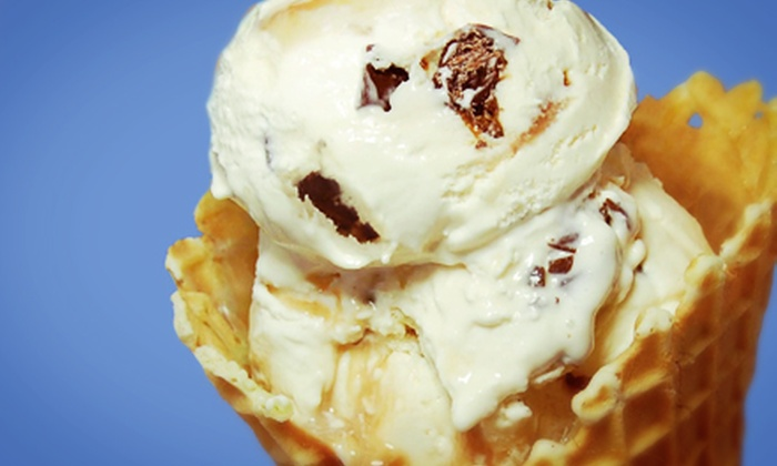 Kilwins - Grand Rapids: Ice Cream, Caramel Corn, or Fudge at Kilwins (Half Off). Six Options Available.