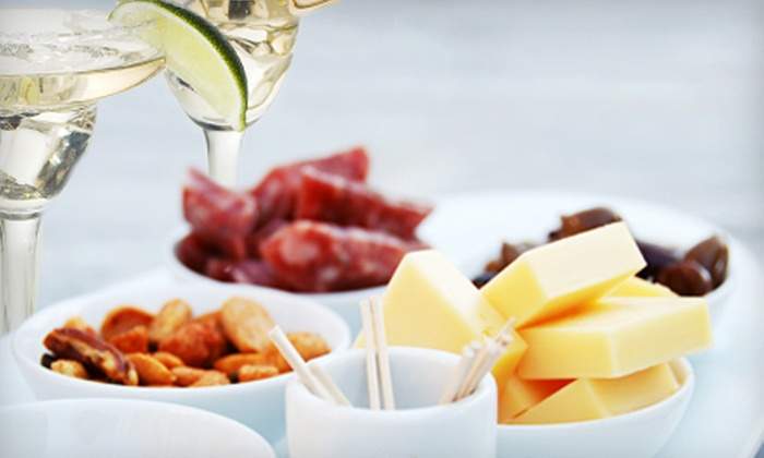 Saffron Restaurant and Tapas Bar - Howard Beach: $45 for a Spanish Dinner for Two at Saffron Restaurant and Tapas Bar (Up to $104 Value)