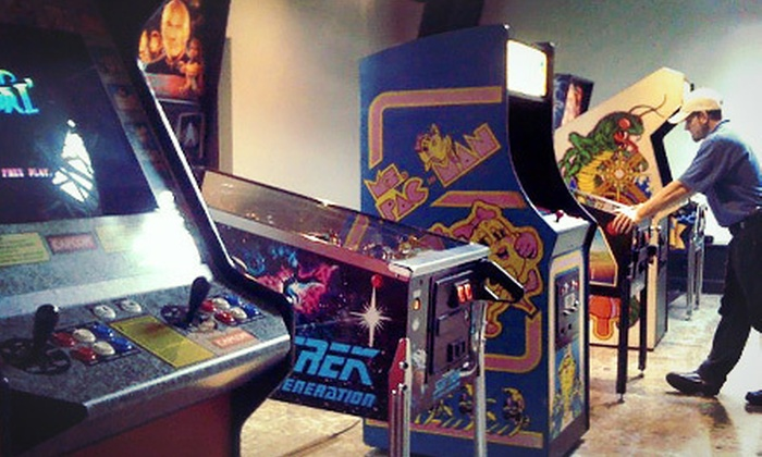 Arcade Party with T Minus One - San Francisco: One-Day Arcade-Game Rental at Arcade Party with T Minus One in Fremont (Up to 58% Off). Two Options Available.