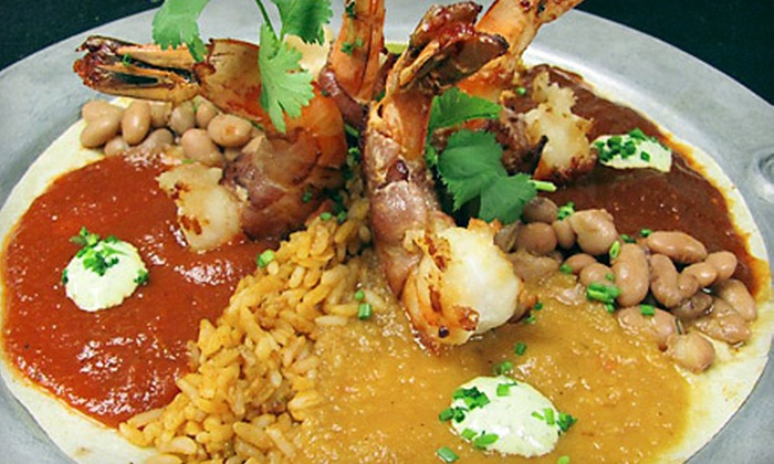 Secreto - Mountain Park Ranch: $17 for $35 Worth of Southwestern Cuisine at Secreto