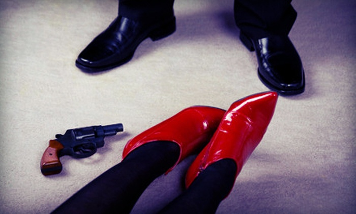 """Whodunnit? - Pigeon Forge: """"Whodunnit?"""" Interactive Mystery for Two or Four at TCB Theatre (Up to 58% Off)"""