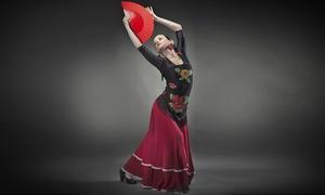 Le Petite Danseuse: 10 o 20 lezioni di flamenco di un'ora (sconto fino a 88%)
