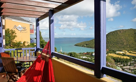 Groupon Deal: Three-, Four-, Five-, or Seven-Night Stay with Daily Breakfast at Marquis Boutique Hotel & Spa in St. Martin