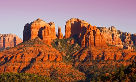 Day or Sunset Sedona Wilderness Tours from Sedona Red Rock Adventures (Up to  53% Off). Four Options Available.