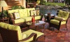 **DO NOT CALL** Leader's Casual Furniture - Multiple Locations: $99 for $300 Worth of Rattan, Wicker, and Patio Furniture from Leader's Casual Furniture