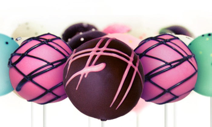 Cake Pops - Candy\'s Cake Pops | Groupon