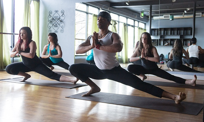 QiFlow - Multiple Locations: Five-Class Punch Card or One Month of Unlimited Classes at QiFlow (Up to 62% Off)