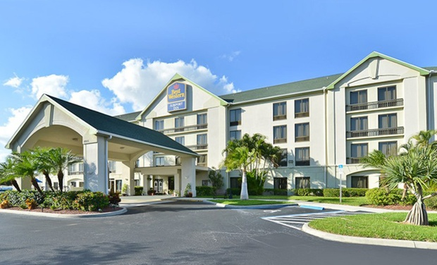 Best Western Airport Inn - Fort Myers, FL: Stay at Best Western Airport Inn in Fort Myers, FL, with Dates into November
