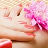 Up to 55% Off Shellac Manicures & Pedicures