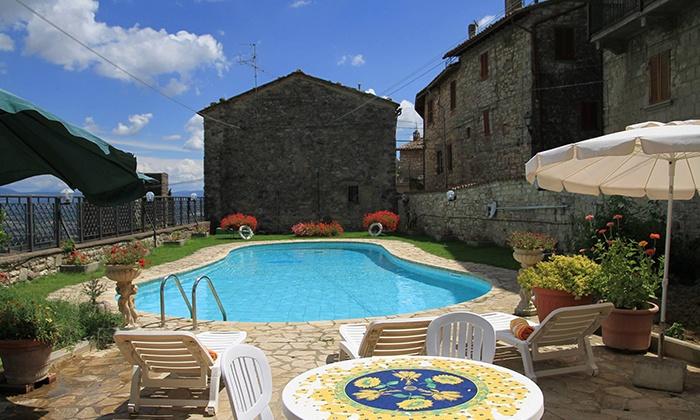 Relais il castello groupon for Soggiorno in castello