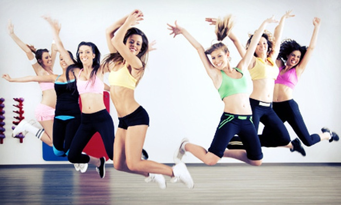 Club X Fitness - Santa Rosa: 10 or 20 Zumba Classes at Club X Gym (Up to 78% Off)