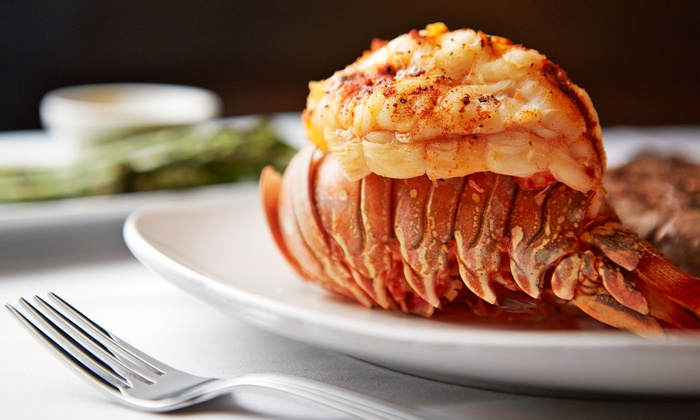 Palm Court - Central Business District: $22 for $40 Worth of Supper-Club Dinner Fare at Palm Court Arlington Heights