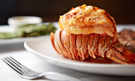 $14 for $25 Worth of Seafood and Steak at Mount Vernon Restaurant