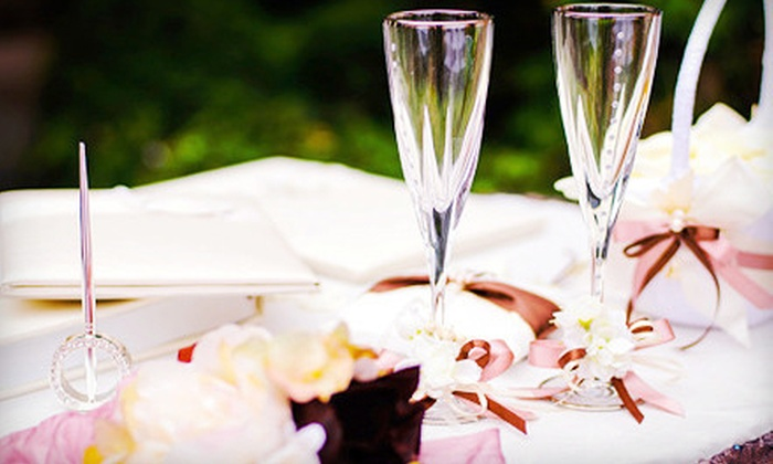 Utopian Events - Denver: $250 for $500 Worth of Wedding-Planning Services from Utopian Events