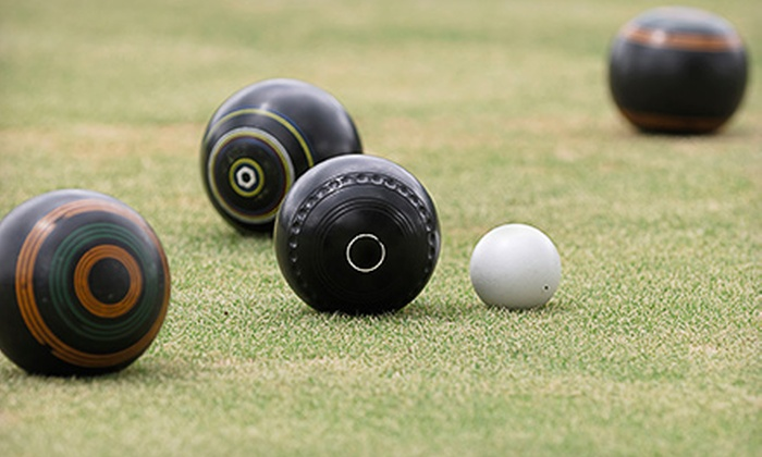 Ontario Lawn Bowling Association - Multiple Locations: C$10 for Four Sessions of Lawn Bowling with Ontario Lawn Bowling Association (C$20 Value). Four Locations Available.