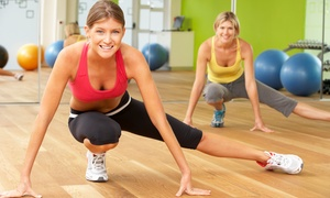 M&T Fitness: Three or Five 45-Minute Personal-Training Sessions at M&T Fitness (Up to 59% Off)
