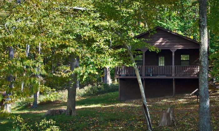 Wilstem Guest Ranch - Paoli, IN: Two-Night Stay with Mini-Ziplining and Water-Park Passes at Wilstem Guest Ranch in French Lick, IN