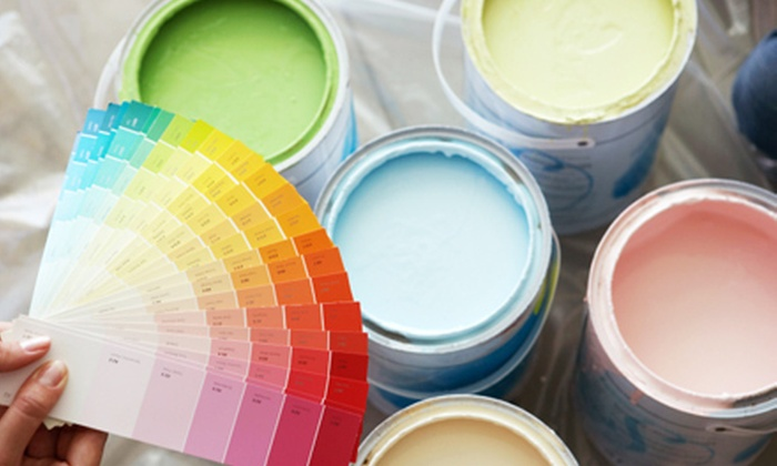 Color Works Finishing - Columbia Heights: $89 for Three Hours of Interior Painting Services from Color Works Finishing ($210 Value)