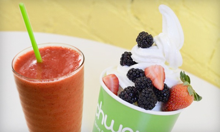 Peachwave - 16: $5 for $10 Worth of Frozen Yogurt at Peachwave Mt. Juliet